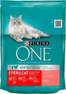 Корм Purina One SterilCat з лососем та пшеницею 1,5 кг