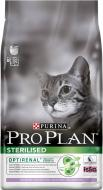 Корм Purina Pro Plan Adult Sterilised з індичкою 10 кг