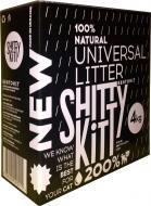 Наповнювач для котячого туалету Shitty Kitty бентоніт 4 кг