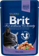 Корм Brit Premium з тріскою 100 г