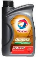 Моторне мастило Total QUARTZ 9000 FUTURE GF5 0W-20 1 л (216184)