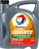 Моторне мастило Total QUARTZ 9000 FUTURE GF5 0W-20 5 л (216185)