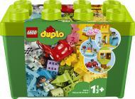 Конструктор LEGO DUPLO Коробка з кубиками Deluxe 10914