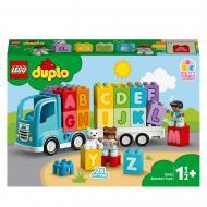Конструктор LEGO DUPLO Вантажівка з буквами 10915