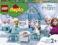 Конструктор LEGO DUPLO Чаювання Ельзи та Олафа 10920