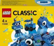 Конструктор LEGO Classic Сині кубики для творчості 11006