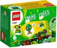 Конструктор LEGO Classic Зелені кубики для творчості 11007
