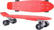 Скейт Doloni 0151/4 красный