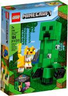 Конструктор LEGO Minecraft Кріпер та оцелот 21156