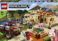 Конструктор LEGO Minecraft Напад шкідників 21160