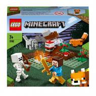 Конструктор LEGO Minecraft Пригода в тайзі 21162