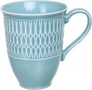 Чашка Sofia 300 мл фарфоровая ментоловая Cmielow