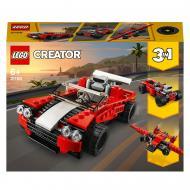 Конструктор LEGO Creator Спортивний автомобіль 31100