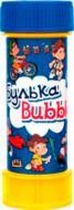 Мильні бульбашки Булька Bubble 60 мл Спорт