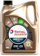 Моторне мастило Total QUARTZ INEO XTRA V-DRIVE 0W-20 5 л (216251)