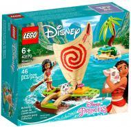 Конструктор LEGO Disney Princess Пригода Ваяни в океані 43170