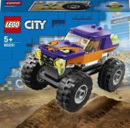 Конструктор LEGO City Вантажівка-монстр 60251