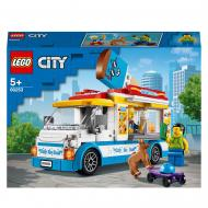 Конструктор LEGO City Фургон із морозивом 60253