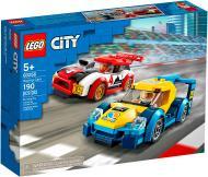 Конструктор LEGO City Гоночні автомобiлі 60256
