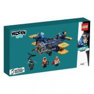 Конструктор LEGO Hidden Side Літак вищого пілотажу Ель Фуего 70429