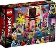 Конструктор LEGO Ninjago Ярмарок геймерів 71708