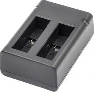 Зарядний пристрій PowerPlant GoPro BC-GP6B для двох акумуляторів (CH980130)
