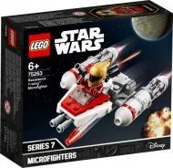 Конструктор LEGO Star Wars Мікровинищувач Опору Y-Wing 75263