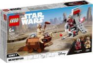 Конструктор LEGO Star Wars Мікрофайтери Скайхоппер T-16 проти Банти 75265