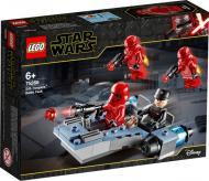 Конструктор LEGO Star Wars Бойовий загін ситхів-піхотинців 75266