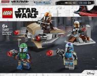Конструктор LEGO Star Wars Бойовий загін мандалорців 75267