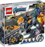 Конструктор LEGO Super Heroes Месники: захоплення вантажівки 76143