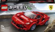 Конструктор LEGO Speed Champions Автомобіль Ferrari F8 Tributo 76895