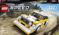Конструктор LEGO Speed Champions Автомобіль 1985 Audi Sport quattro S1 76897