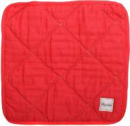 Подушка на табурет 34x34 см червона La Nuit