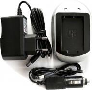 Зарядний пристрій PowerPlant Panasonic VW-VBD1/VBD2