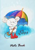 Блокнот Миша і дощ В6 48 арк. Аркуш