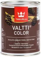 Лазурь TIKKURILA Valtti Color EC мат бесцветный 0,9 л