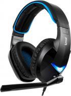 Гарнітура Sades SA-914 Wand black/blue (sa914bku)