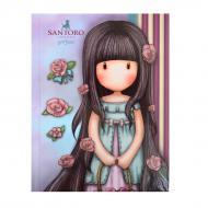 Нотатник Santoro Rosebad А6 151550 YES