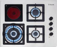 Варильна поверхня Perfelli Design HKM 6341 INOX SLIM LINE