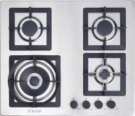 Варильна поверхня Perfelli Design HGM 6440 INOX SLIM LINE