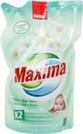 Кондиціонер для білизни Sano Maxima Baby Aloe Vera 1 л