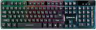 Клавиатура Real-el (8700 Gaming Backlit, black) black