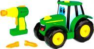 Трактор Tomy John Deere Збери свій трактор Джонні 46655 1:43