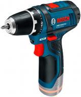 Шуруповерт акумуляторний Bosch Professional GSR 10,8-2-LI 0601868101