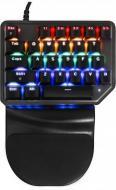 Клавиатура Motospeed K27 Outemu Blue (mtk27mb) black