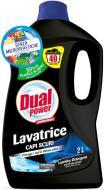 Гель для машинного та ручного прання Dual Power для чорних та темних речей 2 л