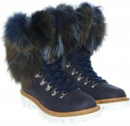 Ботинки Bressan Garmisch-Blu Garmisch-Blu р. 36 голубой