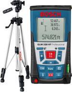 Далекомір лазерний Bosch Professional GLM 250FV + штатив BS 150 061599402J