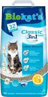 Наповнювач для котячого туалету Gimpet Classic Fior di Cotton 3в1, 10 кг